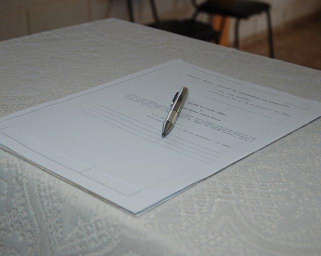 certifikát k podpisu