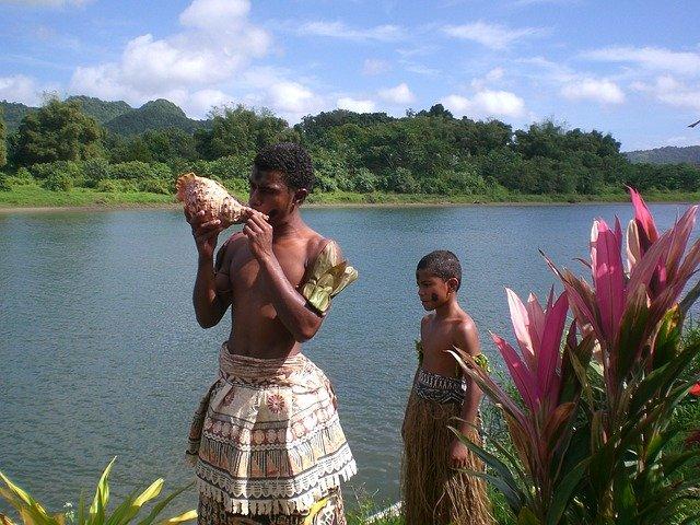 obyvatelé Fidži