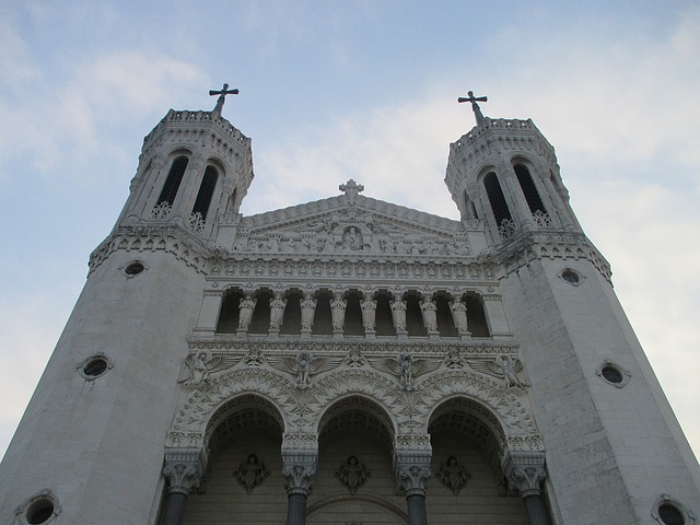 kostel v Lyonu