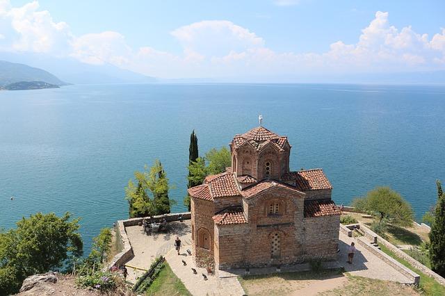 kostel u moře