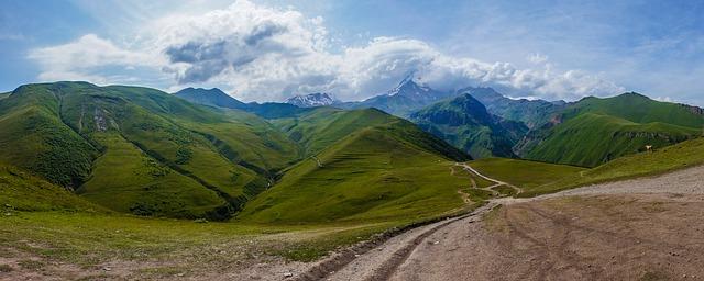 hory gruzie