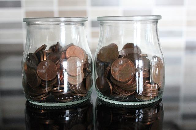 mince ve skleničkách
