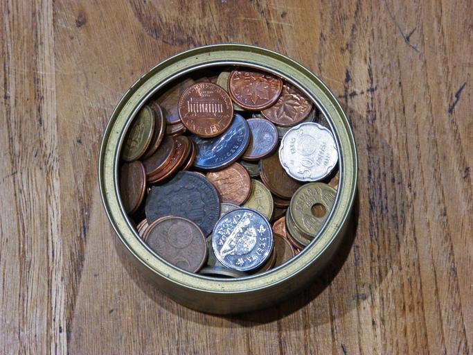 mince v krabičce