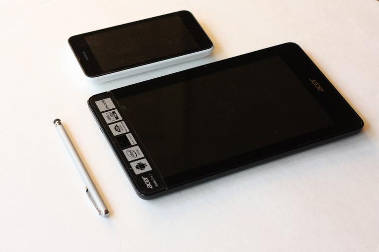 stylus, telefon a tablet