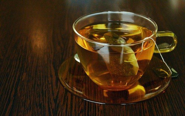 Šálek čaje