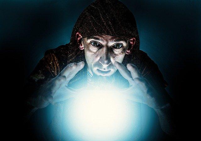 Iluzionista a jeho trik